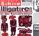 Coverbild von CD: Alligatoren in der Kanalisation (130x120px)